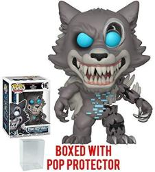 Funko Pop Books: Five Nights At Freddy's The Twisted Ones - Twisted Wolf Vinyl Figure Bundled With Pop Box Protector Case