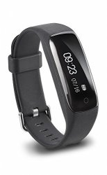 Jarv Runfit Activity Tracker Bluetooth Smartwatch Sweatproof Fitness Tracker For Iphone Or Android