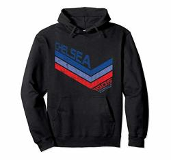 Football Is Everything - Chelsea 80S Retro Pullover Hoodie