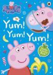 Peppa Pig: Yum Yum Yum Sticker Activity Book