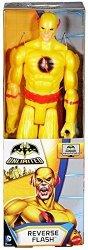 Mattel Toys Dc Comics Batman Unlimited Reverse Flash 12 Action Figure New 2015