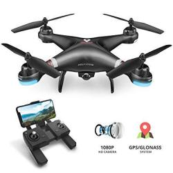 Holy Stone HS110G Gps Drone With 1080P Camera For Adults And Kids Rc Quadcopter With Wifi Fpv Live Video Camera Auto Return Cust