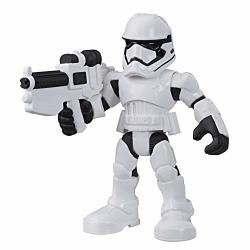 """Playskool Heroes Star Wars Galactic Heroes 5"""" First Order Stormtrooper Action Figure With Blaster Accessory Toys For Kids Ages 3 & Up"""