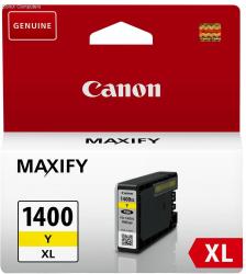 Canon PGI-1400XL Yellow Ink Cart - Maxify