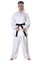 Fun Costumes Karate Kid Daniel San Costume XS