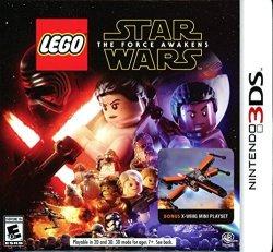 Nintendo Lego Star Wars The Force Awakens Box Set With X-wing MINI Set