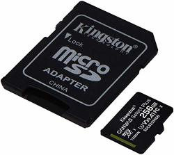 Kingston 256GB Huawei Y3 II Microsdxc Canvas Select Plus Card Verified By Sanflash. 100MBS Works With Kingston