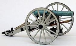 Guns Of History James Cannon 6-LB 1:16 Scale Artillery Model Hobby Kit MS4007 - Model Expo