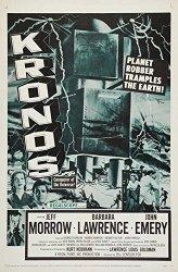 Pop Culture Graphics Kronos Poster Movie 11 X 17 Inches - 28CM X 44CM Jeff Morrow Barbara Lawrence John Emery George O'hanlon Morris Ankrum