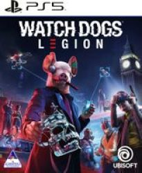 Ubisoft Watch Dogs: Legion - And Unlock The Gold King Pack