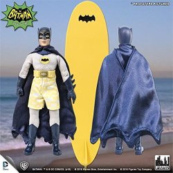 Figures Toy Co Batman Classic 1966 Tv Series Retro Action Figures: Surfing Series Batman