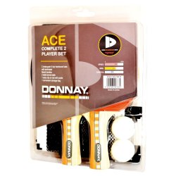 Donnay - Ace Complete 2 Player Set