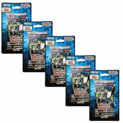 Yu-gi-oh Cards -cybernetic Horizon 5PK Blister Bundle Trading Cards Multicolor 728192494338