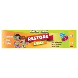 Creche Guard Restore Lollies