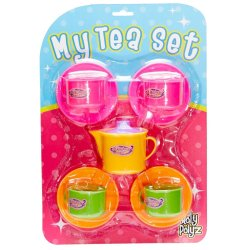 ROLY POLYS - Pretend Play Tea Set