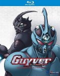 Guyver: Complete Box Set Region A Blu-ray