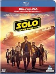 Disney Blu-ray Solo - A Star Wars Story Blu-ray Disc