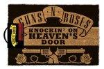 GUNS N ROSES - Knockin On Heavens Door Door Mat