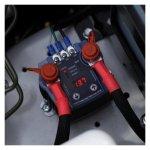 Intervolt Electronic Battery Isolator 12vdc 100amp