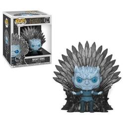 Funko Pop Deluxe - Game Of Thrones - Night King Sitting On Iron Throne