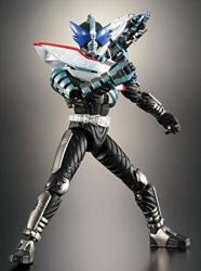Souchaku Henshin Series Masked Rider Drake Chogokin GE-11