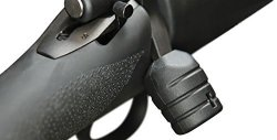 KRG Bolt Lift Knob For Remington 700 + Tin & Sticker By Kinetic Research Group