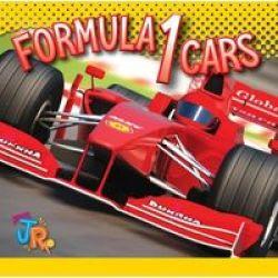 Formula 1 Cars Hardcover