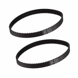 Uxcell GT2 Timing Belt 180MM Closed Fit Synchronous Wheel For 3D Printer 2PCS
