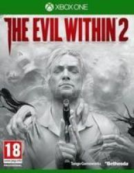 Bethesda The Evil Within 2 Xbox One Blu-ray Disc
