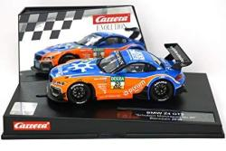 "Carrera USA Carrera Evolution 27512 Bmw Z4 GT3 ""schubert Motorsport NO.20"" Blancpain 2014 Slot Car"