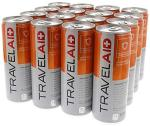Lifeaid Beverage Company Travelaid Ginger Ale 16 - 12 Fl. Oz. Cans
