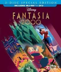 Fantasia 2000 Blu-ray disc
