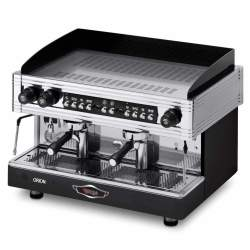 Wega Orion Commercial Espresso Machine - 2 Group Evd Automatic Electric Black