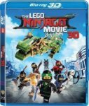 Warner Home Entertainment The Lego Ninjago Movie - 3D Blu-ray Disc