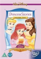 Disney's Princess Stories: Volume 1 DVD