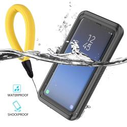 best service 4a688 97d1f Samsung Galaxy S9 Waterproof Case Floating Strap IP68 Certified Underwater  Shockproof Snowproof Full Protection Rugged Shell Sli | R879.00 | FM/AM ...