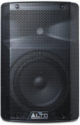Alto Professional TX208 TX2 Series 150 Watt 8 Inch 2-WAY Active Loud Speaker Black