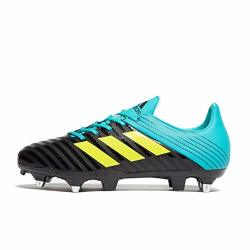 a51748c3d28890 Deals on Adidas Malice Sg Rugby Boots - Black aqua | Compare Prices ...