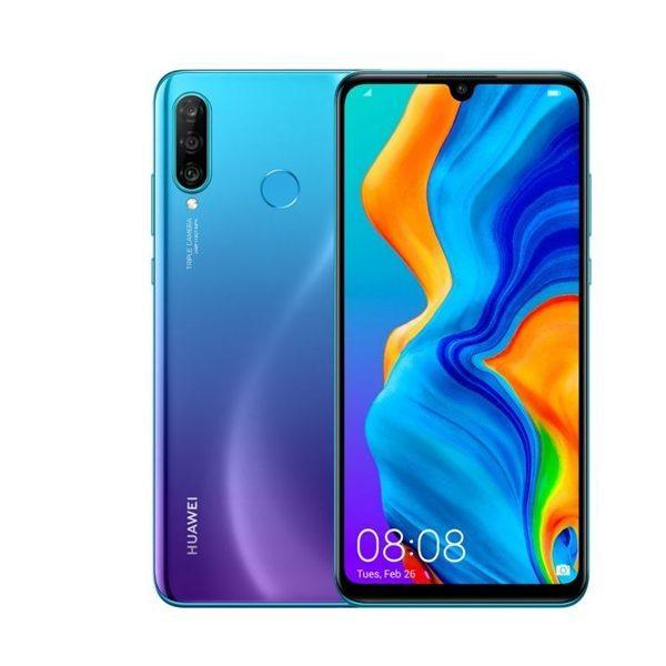 Huawei P30 Lite 128GB Dual Sim in Peacock Blue