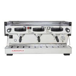 La Marzocco Linea Pb Commercial Espresso Machine - 3 Groups Mp Mechanical Paddle