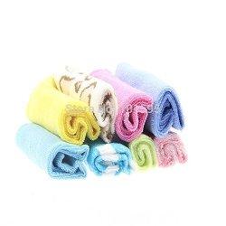 Corcrest Tm Baby Towel 8PCS LOT Nice Quality Soft Wash Cloth For Nursing