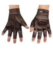 Disguise Costumes - Toys Division Disguise Marvel Captain America The Winter Soldier Movie 2 Child Gloves One Size Child