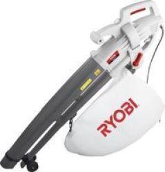 Ryobi 3000W Blower Mulching Vacuum