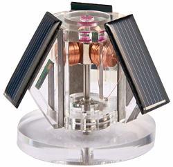 f8eb046f731 Sunnytech MINI Solar Vertical Mendocino Motor Magnetic Levitating  Educational Model Science Physics Toy QZ08A