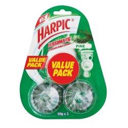 Harpic - Flushmatic Blocks Aquamarine 50G