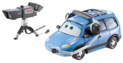 Mattel Disney pixar Cars Oversized Chuck Choke Cables Vehicle