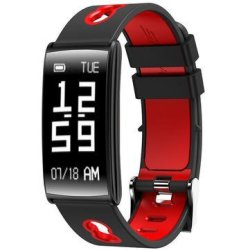 Waterproof IP67 0.96INCH Oled Screen Bluetooth 4.0 Bracelets Heart Rate Monitor Sma