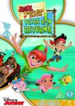 Jake And The Never Land Pirates: Peter Pan Returns DVD