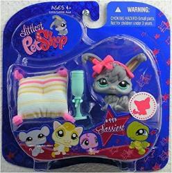 Littlest Pet Shop Assortment 'b' Series 3 Collectible Figure Bunny