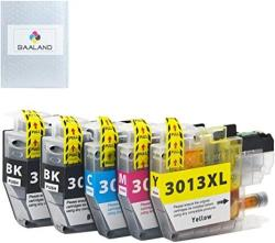 USA Replace Brother LC3013 Ink Cartridge Compatible LC-3013 2 Black 1CYAN 1 Magenta 1 Yellow For Brother MFC-J491DW MFC-J497DW MFC-J690DW MFC-J895DW